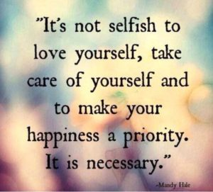 Making Yourself A Priority – Impossible?